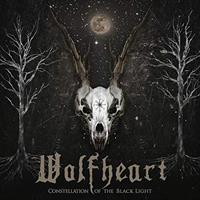 WOLFHEART: CONSTELLATION OF THE BLACK LIGHT-LTD. EDITION DIGIPACK CD