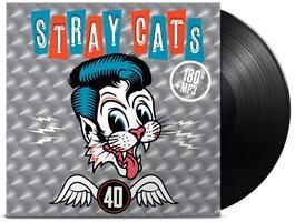 STRAY CATS: 40 LP