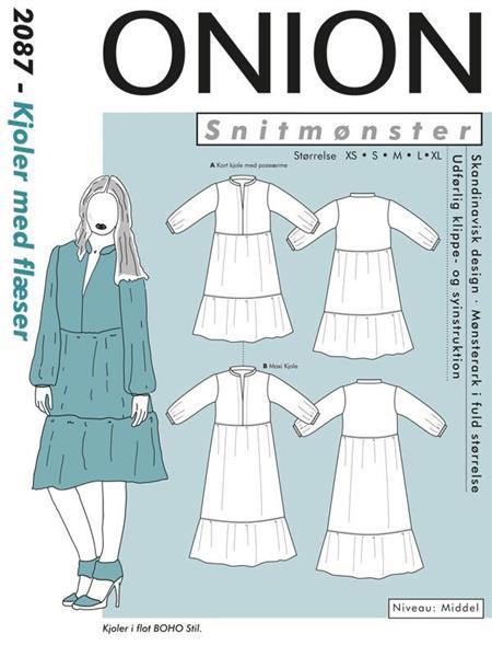 2087-kjoler med flæser