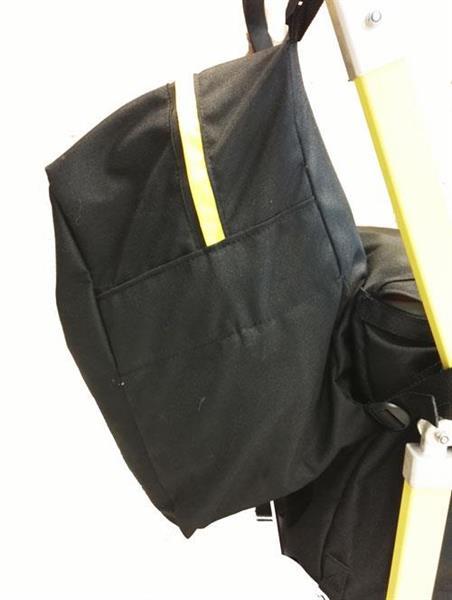 OT bag-rygg sittedel
