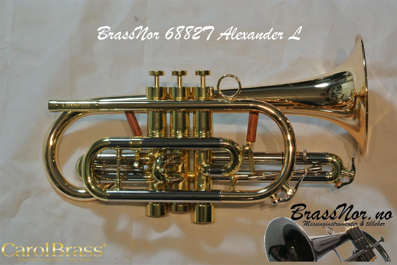 BrassNor Alexander 6882T-L kornett