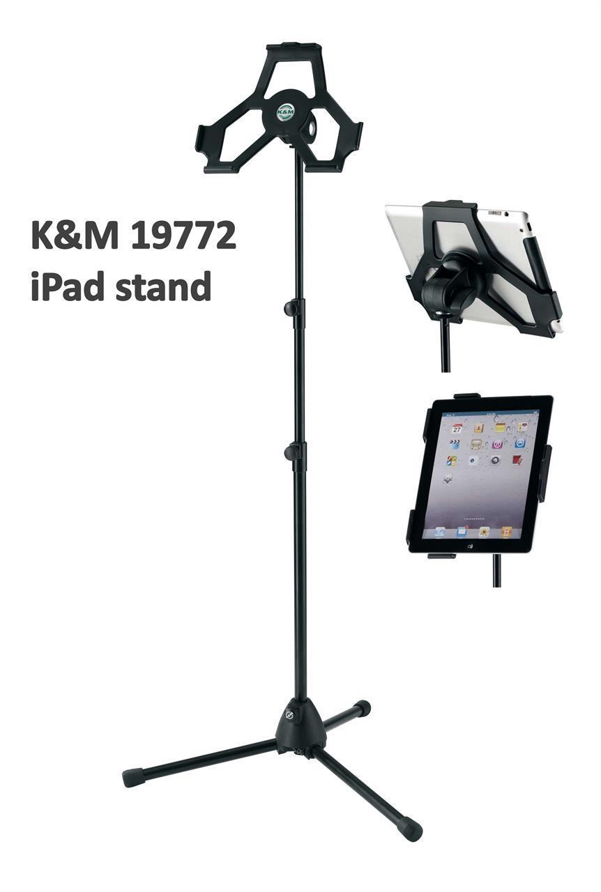 K&M iPad stativ