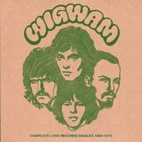 WIGWAM: THE COMPLETE LOVE RECORDS SINGLES 1969-1975-BLUE 6x7