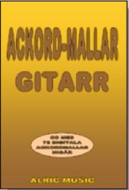 ACKORDMALLAR  GITARR