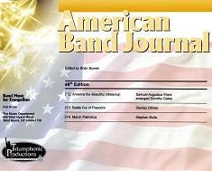 AMERICAN BAND JOURNAL 212 - 214