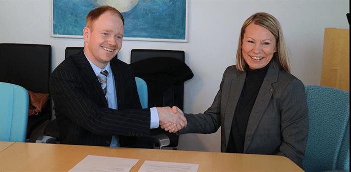 Olofström skriver samarbetsavtal med Coventry