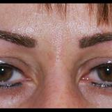 Classic ögonbryn och eyeline