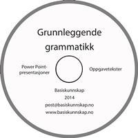 Grunnleggende grammatikk - CD