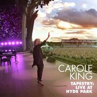 KING CAROLE: TAPESTRY-LIVE IN HYDE PARK CD+DVD