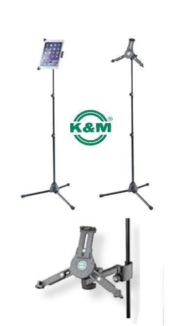 K&M Tablet-iPad stativ