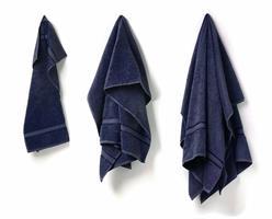 Handduk marin 50 x 70 cm