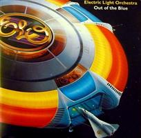 ELECTRIC LIGHT ORCHESTRA: OUT OF THE BLUE LP