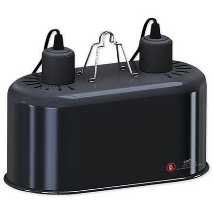 Dual Dome, max 2x150watt