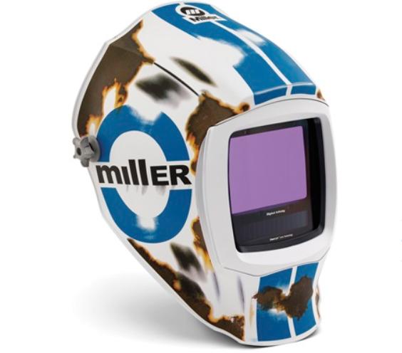 Miller Svetshjälm Digital infinity/Relic