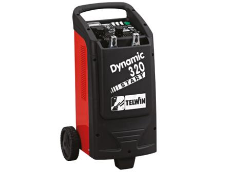 Batteriladdare dynamic 320
