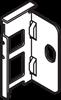 LEGRABOX Adapter träbakstycke N