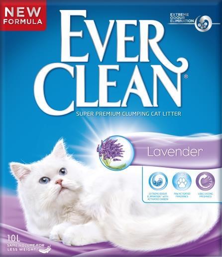EverClean Lavender 6liter