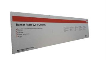 OKI A3 Banner Paper 328x1200 160g 40 sheets