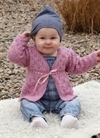 Baby-/flickkofta i Moshi