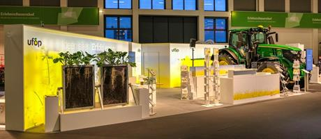 Biofuel in agriculture - International Green Week Exhibition in Berlin 2018