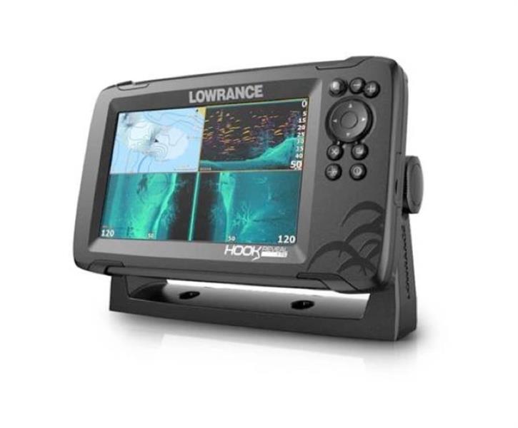 Lowrance Hook Reveal 5/7/9 GPS/Ekolod