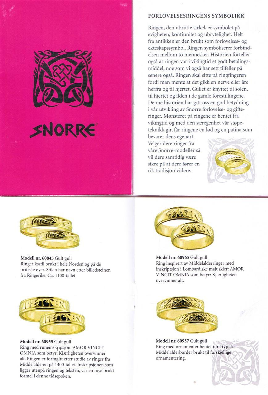 Snorre smykker Viking jewelry