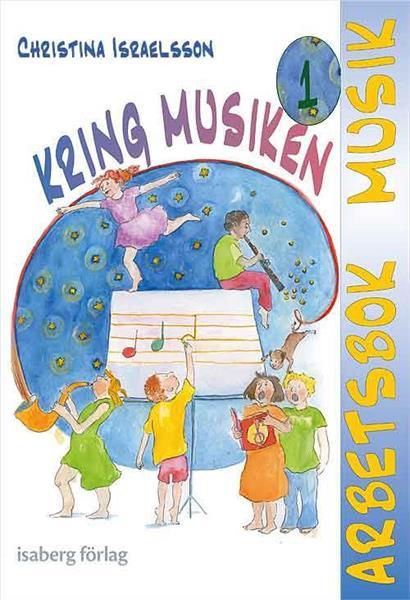 Kring musiken 1, övningsbok