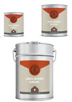 Linoljefärg Grund 0,9 liter
