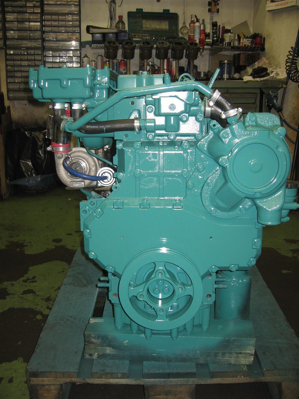 Perkins 1000 serie motor
