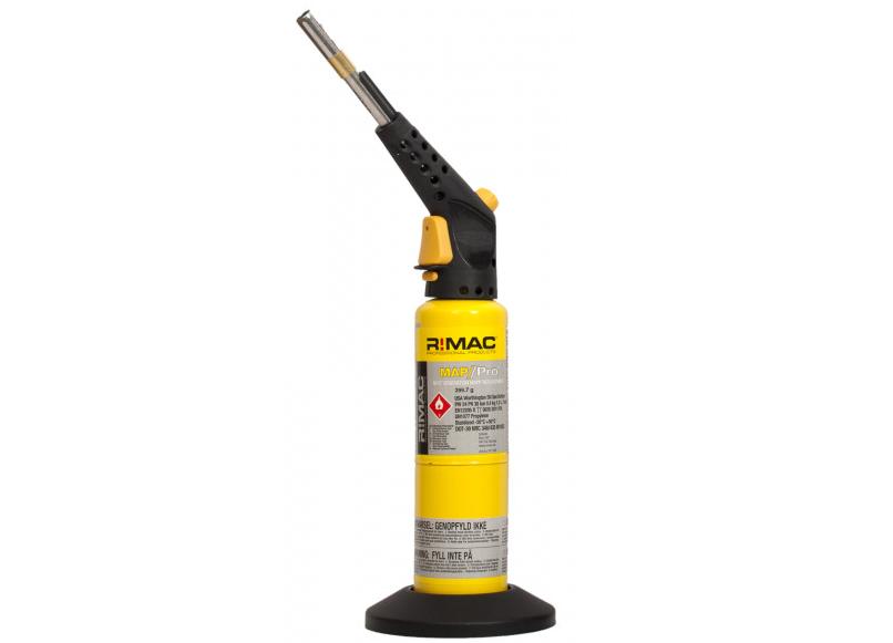 Rimac Map-gasbrännarkit inkl. gas