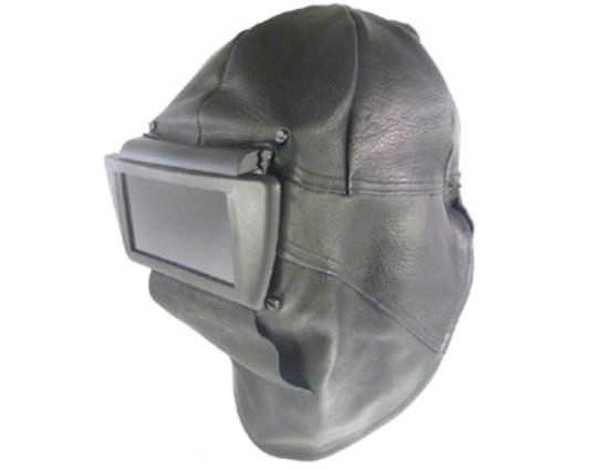 Svetsmask Skinn 110x60mm