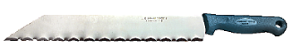 Mineralulls- kniv tandad