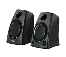 Logitech Z130 Speakers 2.0 black