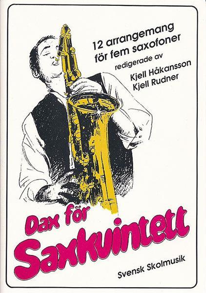 Dax för saxkvintett