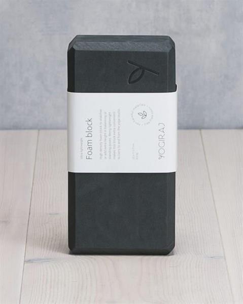 Yogablokk, Yogiraj, mørk grå