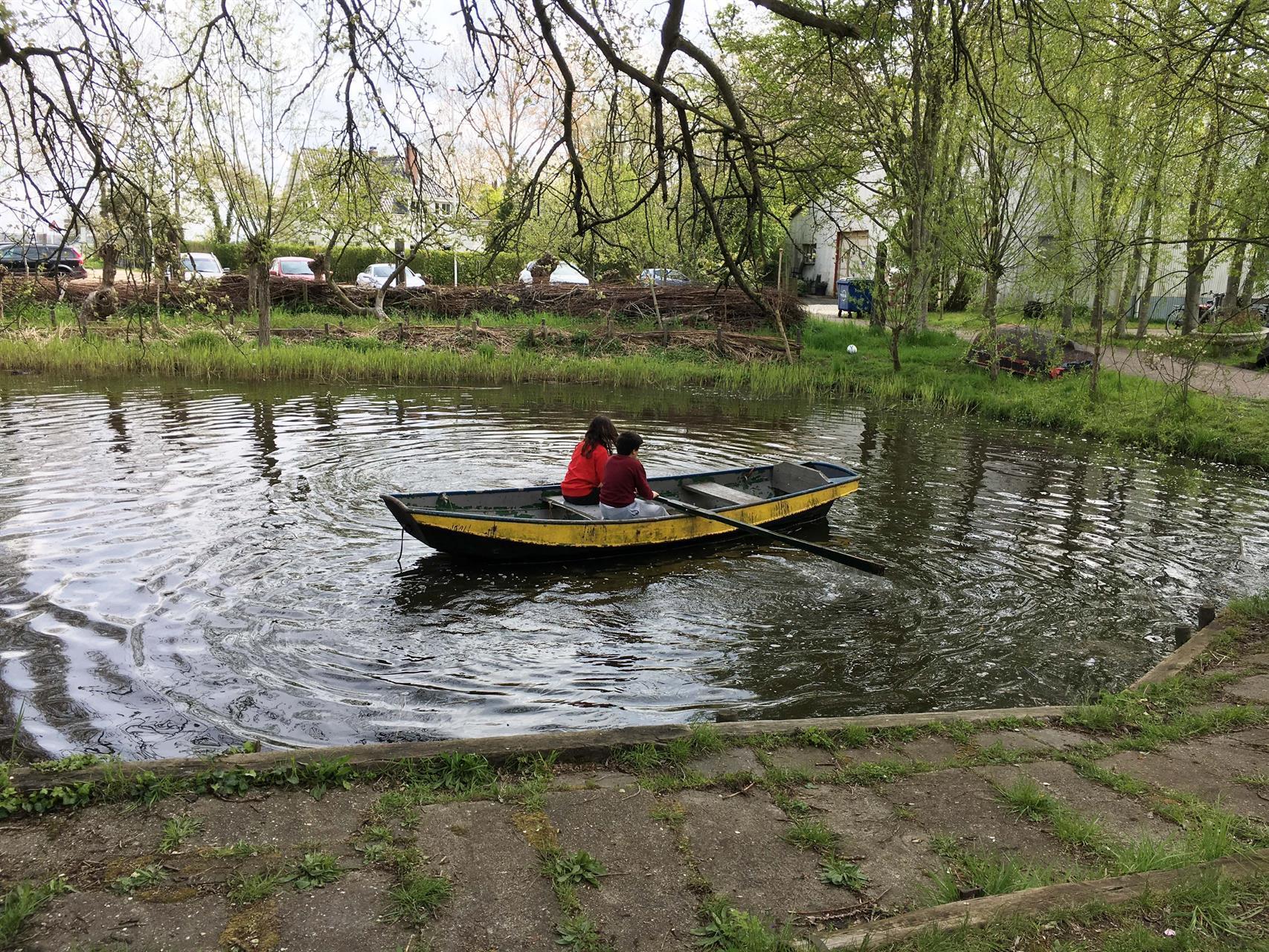 Nieuwe vriendschappen ontstaan tijdens Sta Sterk kamp Haarlem