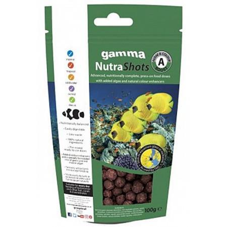 Gamma NutraShots Algae&Colour Boost