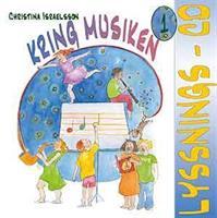 Kring musiken 1, lyssn-CD