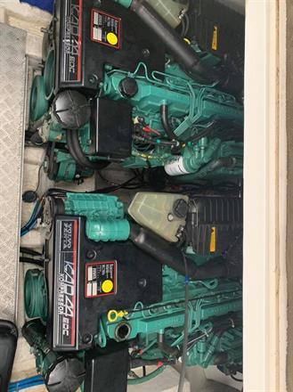 Service och konservering inombordare