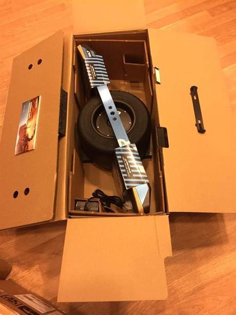 Onewheel från Santa Cruz i Kalifornien, USA har anlänt till vår butik!