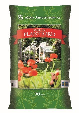 Plantjord svensk 50 l