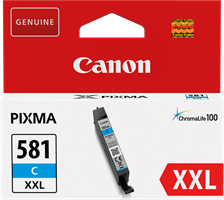 Canon CLI-581XXL Cyan Ink