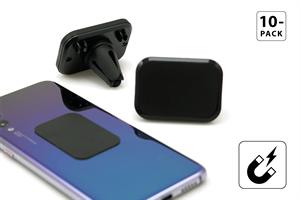 Mobilhållare Fläkt Magnet 10-pack