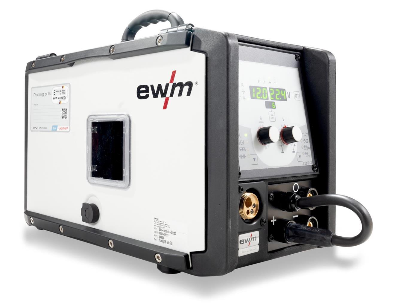 EWM Picomig 180 Synergic