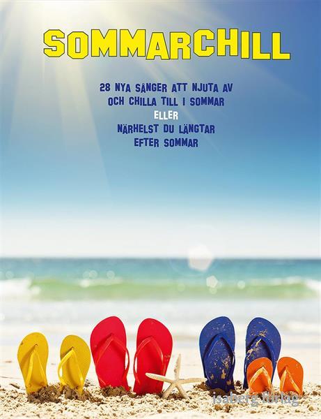 Sommarchill, bok och cd