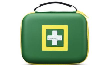 Första Hjälpen-väska Medium