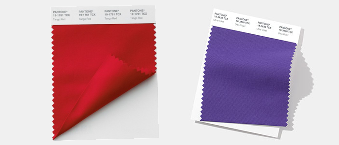 PANTONE F+H BOMULL Swatch Cards