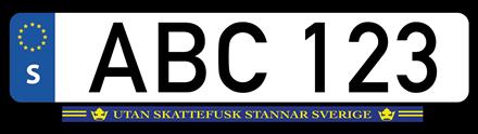 UTAN SKATTEFUSK STANNAR SVERIGE