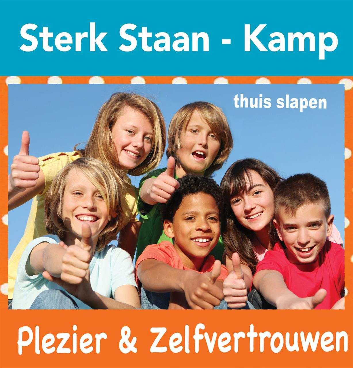 Sta Sterk kamp - 5 dagen in de mei en zomervakantie 2021