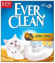 EverClean Lesstrail 10lit